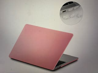 Funda MacBook Pro Rosa
