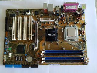 Placa base ASUS PSP800 SE revisada y Micro