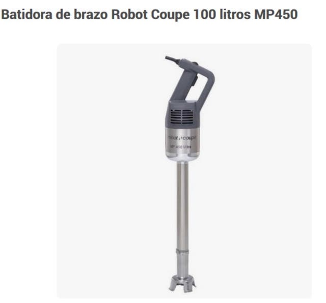 BRAZO TRITURADOR-ROBOT COUPE-MP 450