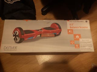 Hoverboard, patinete eléctrico