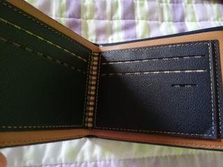 Cartera billetera y tarjetero hombre
