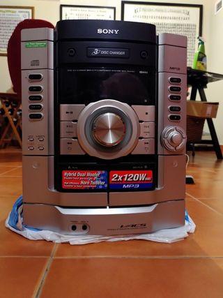 Minicadena Sony MHC-RG290