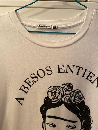 Camiseta Frida Khalo
