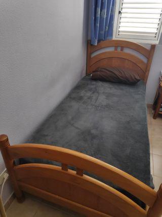 Se vende dos camas de 190x90