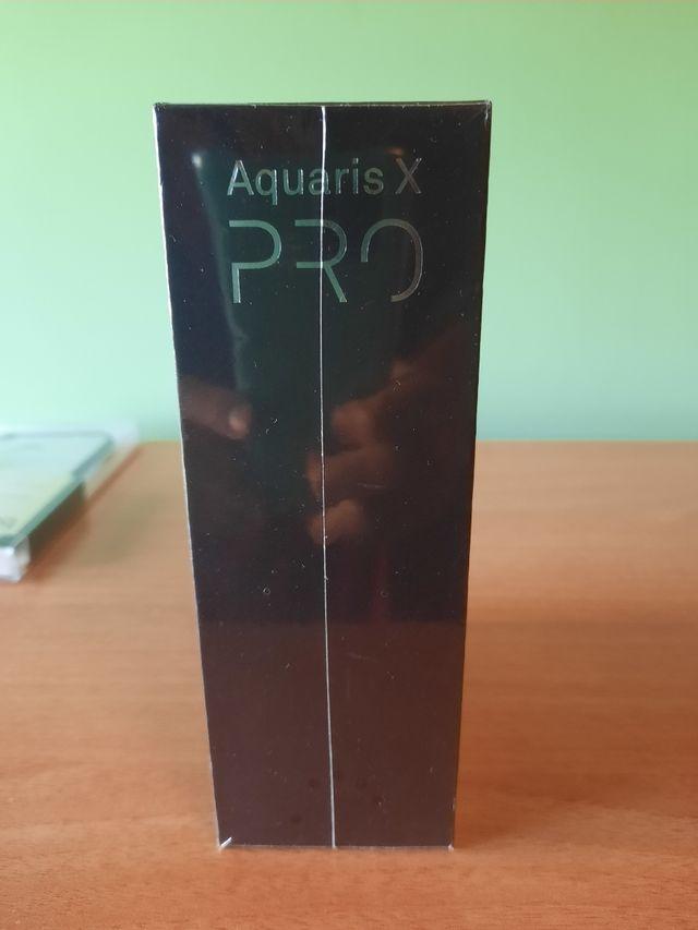 BQ Aquaris X Pro NUEVO (totalmente precintado)