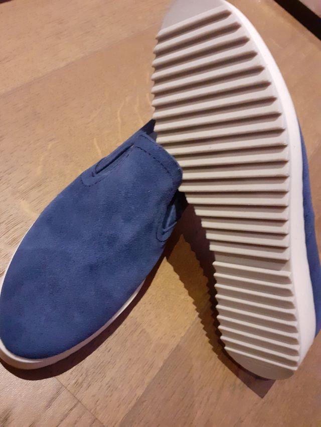 Zapato de piel T.38 Nuevos