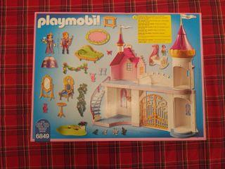 Playmobil palacio de princesas 6849 nuevo