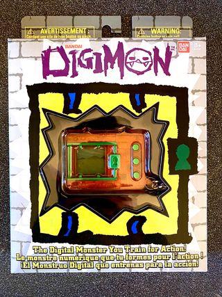 HALLOWEEN edición DIGIMON digivice Bandai NUEVO