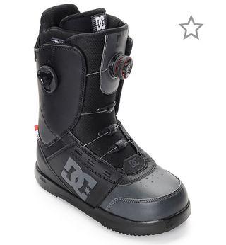 Botas snowboard DC Control Boa