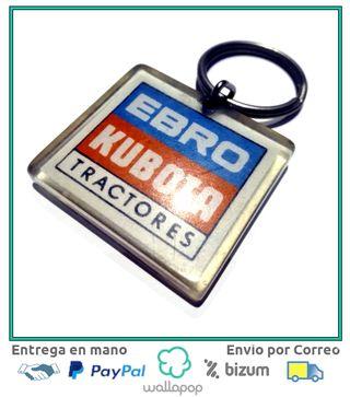 llavero Tractores Ebro Kubota