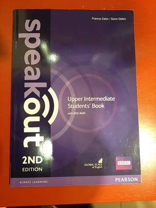 SPEAKOUT UPPER INTERMEDIATE STUDENT BOOK
