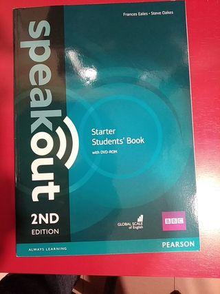 SPEAKOUT STARTER STUDENT BOOK