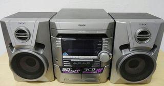 Sony MHC-BX2