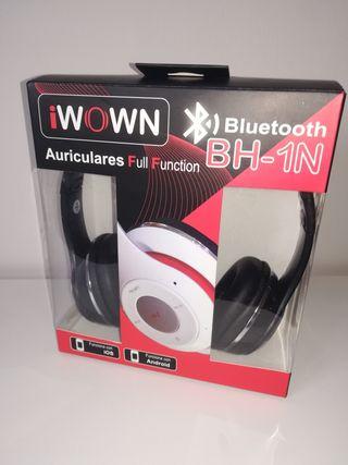 Cascos Auriculares inalambricos Bluetooth