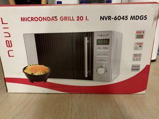 MICROONDAS NEVIR 6045 MDGS