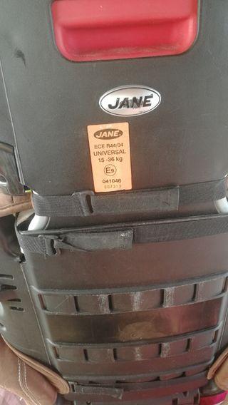silla para el coche marca Jané