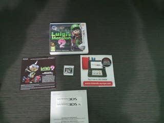 Luigis mansion 2 nintendo 3ds