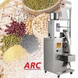 Dosificadora selladora automática de granos 100g