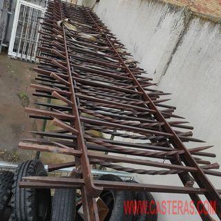 Rejas de forja, Medida 5 metros