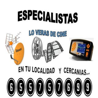 Valencia Antena tv,reparacion antenas parabolicas