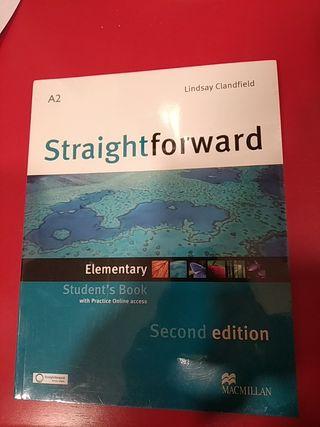 STRAIGHTFORWARD elementary STUDENT BOOK