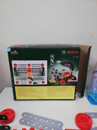Set de construcción Bosh Mini 2