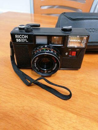 Cámara de fotos RICOH 35 ELF