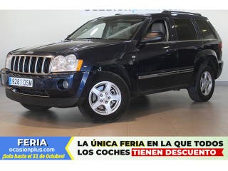 Jeep Grand Cherokee 3.0 V6 CRD Limited 160kW (218CV)