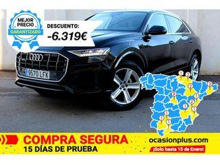 Audi Q8 45 TDI quattro 170 kW (231 CV) tiptronic