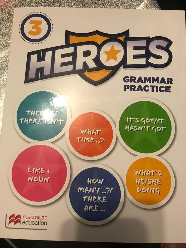 Libros terceros de primaria