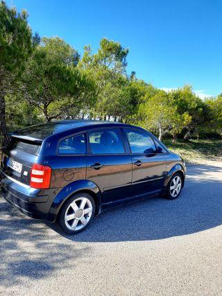 Audi a2 acepto cambios valor 3000 euros 2002