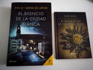 El silencio de la ciudad blanca - Eva G Sáenz