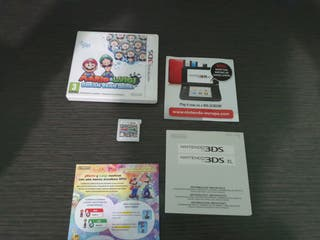 Mario y luigi dream team Bros nintendo 3ds