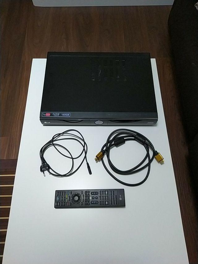 Reproductor/Grabador Blu-ray LG HR400