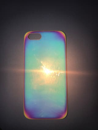 Funda holografica IPhone 5/se/s
