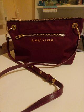 Bolso Bimba y Lola de nylon