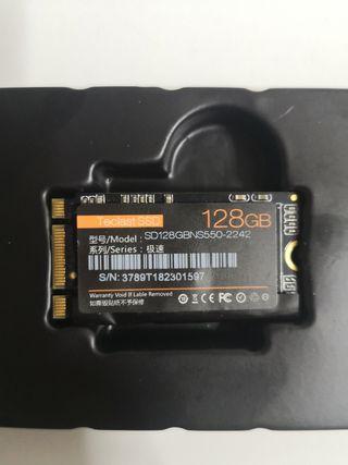 SSD 128GB 2242 ¡¡ENVIO 1€!!
