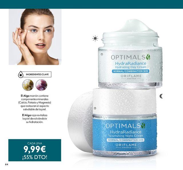 productos de Oriflam