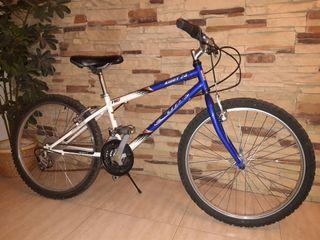 Bicicleta de montaña Cup's 24 pulgadas niño, niña