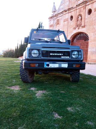 Suzuki Samurai 1991