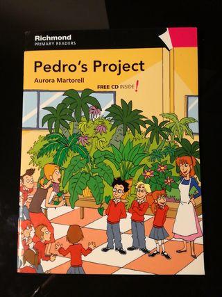 Pedro's Project Libro lectura inglés 4° primaria.