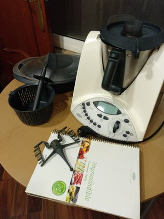 Vendo Thermomix tm31 en perfecto estado