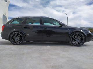 """Audi A4 1.8t Quattro 190cv SLine""""Etiqueta B emisiones"""""""