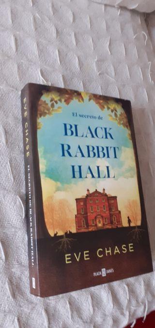 """libro """" El secreto de Black Rabbit Hall"""""""
