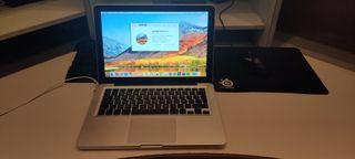 MacBook Pro 13 Corei5,8GB,SSD 240GB