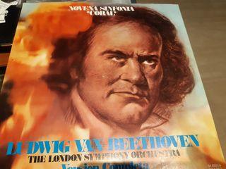 "LP NOVENA SINFONIA ""Coral"" de Ludwig Van Beethoven"