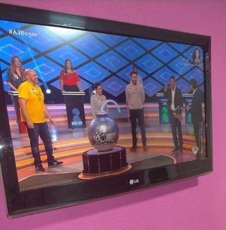 TV DE PLASMA HD LG 32 PULGADAS