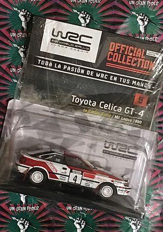 TOYOTA CELICA GT 4 ST 185 WRC RALLY