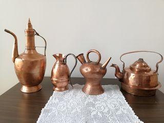 Artículos de cobre