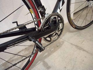 Bicicleta de carretera carbono kona talla L